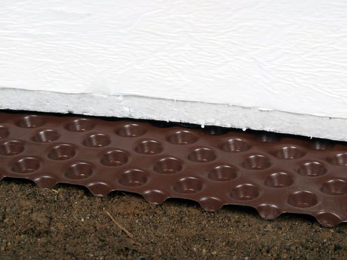 Crawl Space Insulation With Terrablock In Albany
