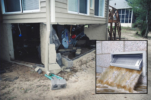 Foundation Flood Vents Schenectady Albany Troy