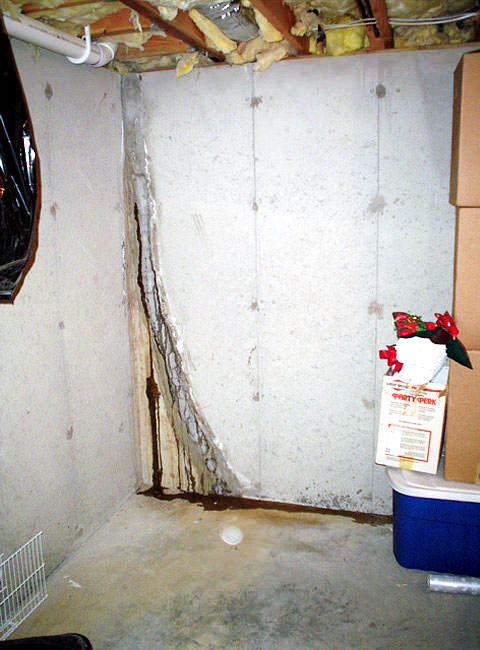 Basement Wall Crack Repair Albany Schenectady Troy