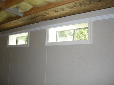 basement windows window well systems installed in