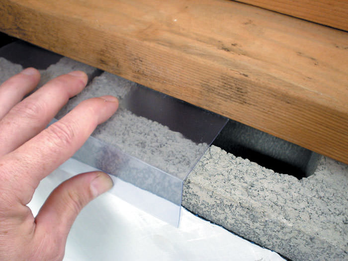 Cement Wall Treatment : Block wall treatment for crawl spaces sealing in troy