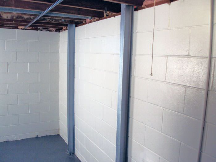 foundation wall repair in greater albany the powerbrace foundation