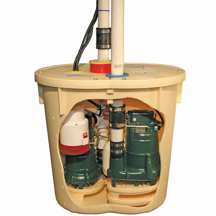 Sump Pump Systems In Schenectady Troy Albany New York