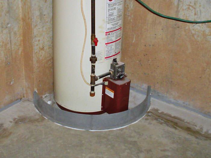floodring water heater flood protection in albany schenectady troy
