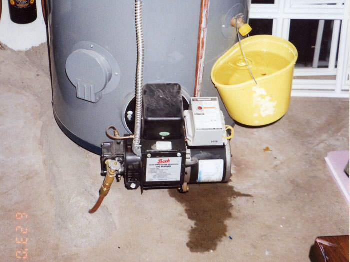 home basement waterproofing products water heater flood