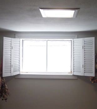 Basement Window installed in Mechanicville, New York